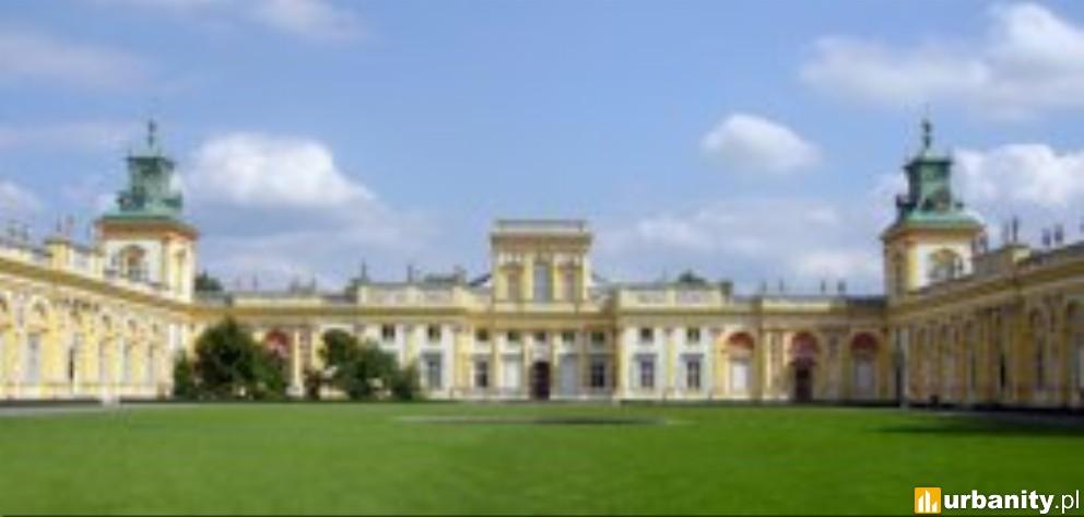 Miniaturka Pałac w Wilanowie