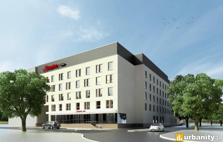 Miniaturka Hampton by Hilton Białystok