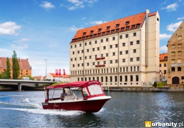 Miniaturka Hotel Qubus Gdańsk