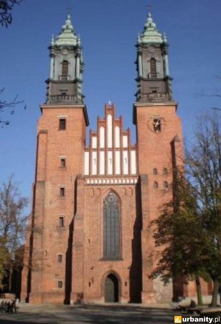 Miniaturka Katedra Poznańska