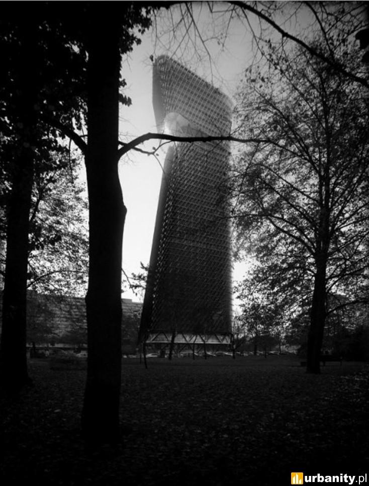 Miniaturka Black Tower