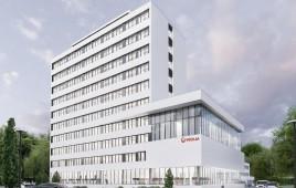 Biurowiec Veolia Energia Warszawa