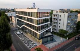 Biurowiec Centrum Informatyczne ZF TRW
