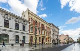 Rewitalizacja Centrum Łodzi - Obszar nr 5