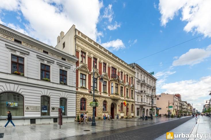 Miniaturka Rewitalizacja Centrum Łodzi - Obszar nr 5