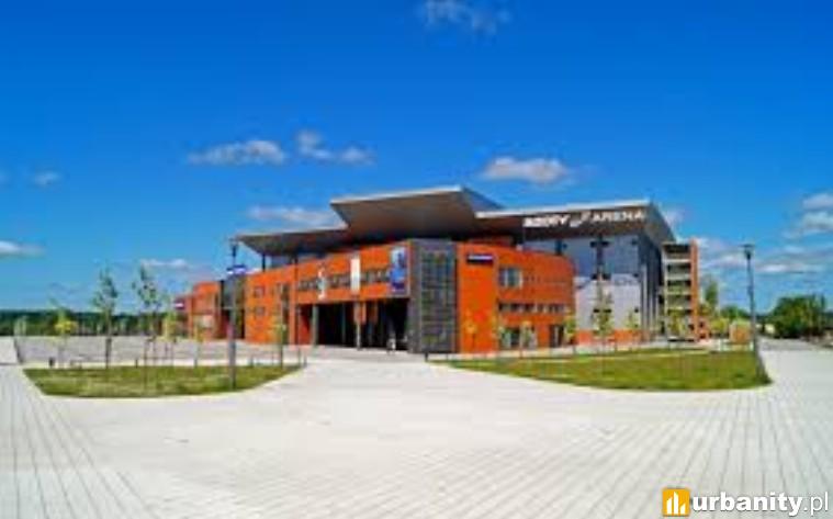 Miniaturka Arena Szczecin