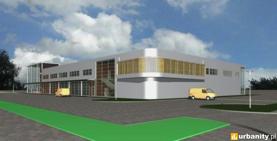 Miniaturka Centrum Transplantacji Komórkowych z Krajowym Bankiem Dawców Szpiku