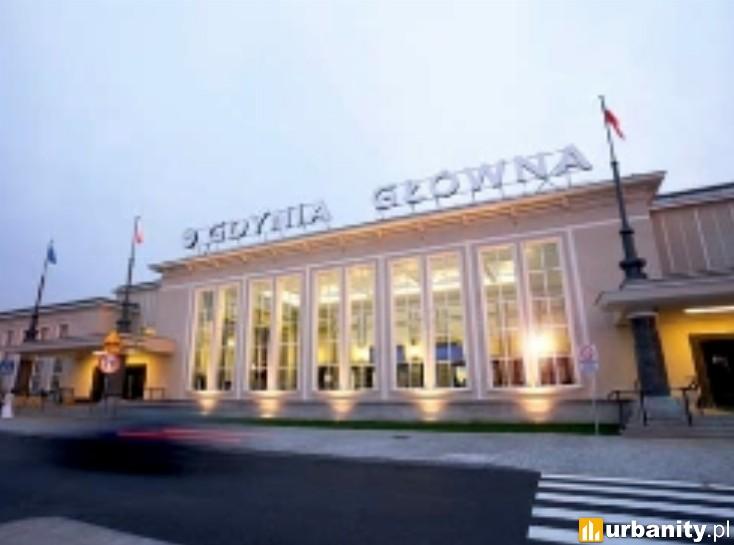 Miniaturka Dworzec Główny PKP