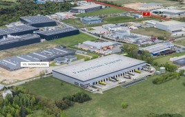 Kompleks produkcyjno-magazynowy AZZ Specialty Welding Europe