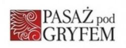 Logo Pasaż Pod Gryfem