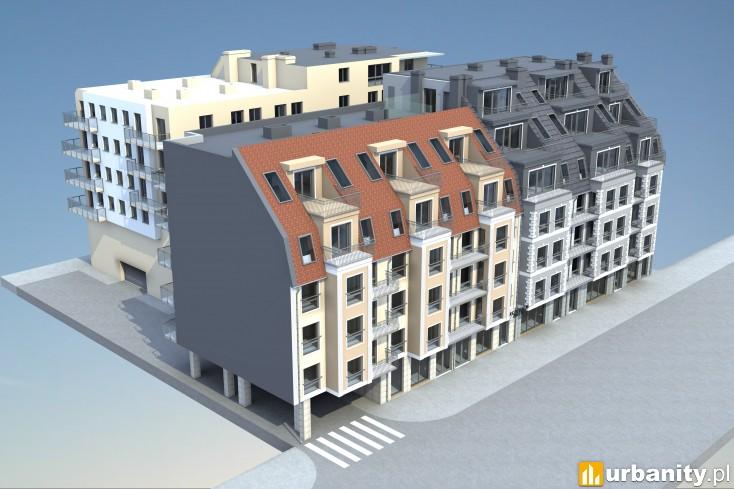Miniaturka Budynek Bałtyk