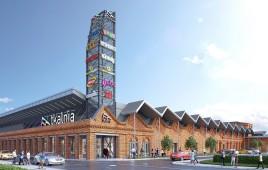 Centrum handlowo-rozrywkowe Tkalnia