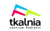 Logo Centrum handlowo-rozrywkowe Tkalnia