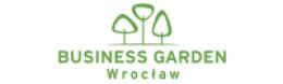 Logo Business Garden Wrocław