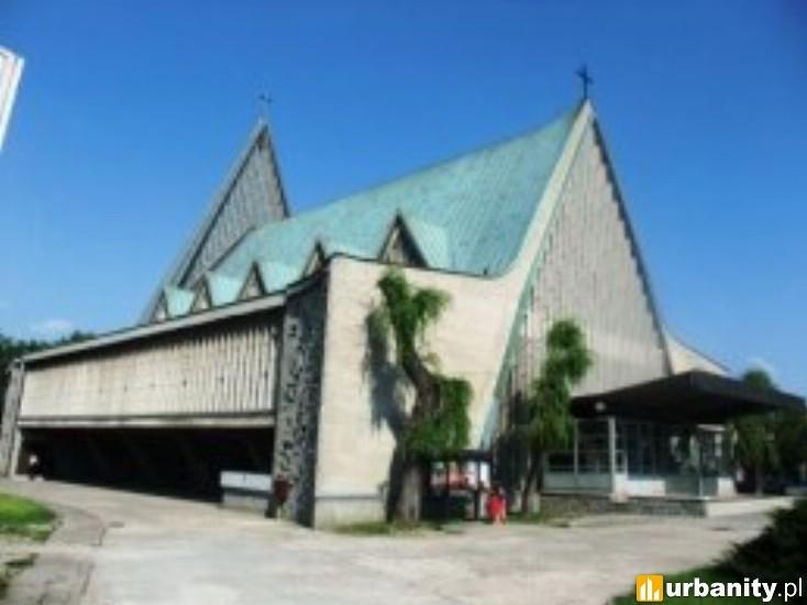 Miniaturka Kościół Parafii Opatrzności Bożej