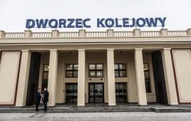 Dworzec PKP Kalisz