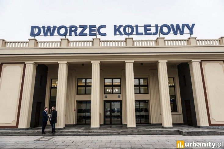 Miniaturka Dworzec PKP Kalisz
