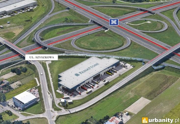 Miniaturka City Logistics Warsaw Airport II