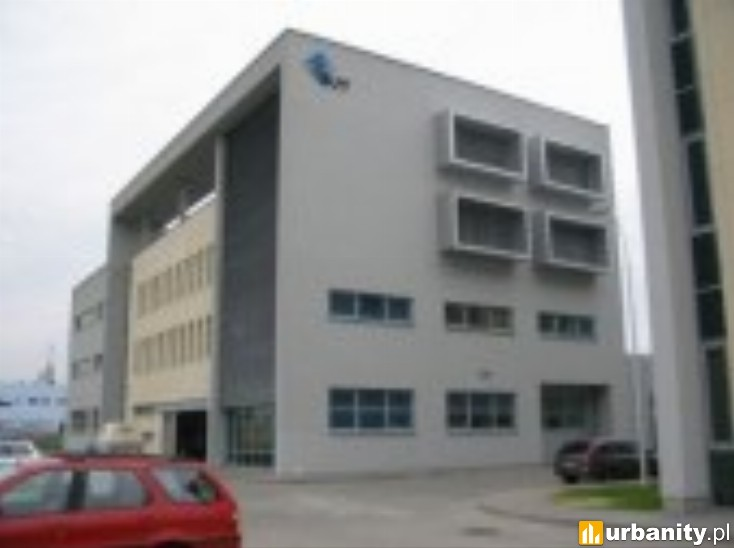 Miniaturka Budynek Usługowo-Techniczny EP BUT