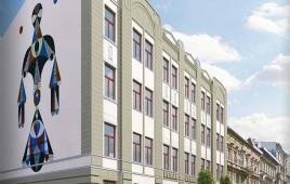 Rewitalizacja Centrum Łodzi - obszar nr 4
