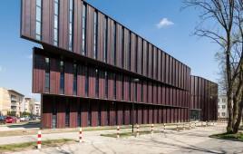 Aula Wydziału Pedagogiki i Psychologii UwB