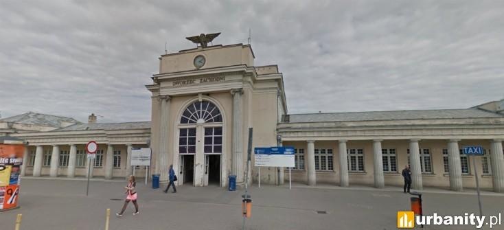 Miniaturka Dworzec Zachodni
