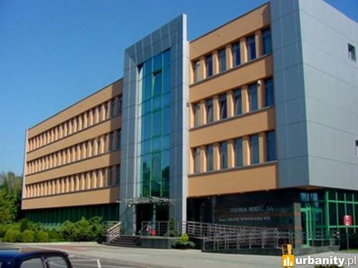 Miniaturka Budynek biurowy KGHM o/ZWR