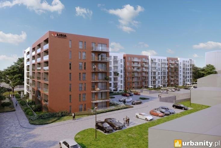 Miniaturka Lisia Apartamenty