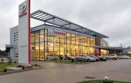 Toyota Kozłowski