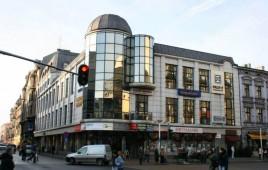 Centrum handlowe Saspol