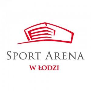 Logo Łódź Sport Arena