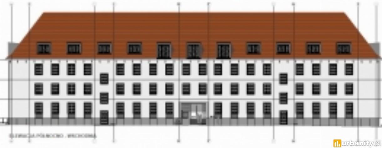Miniaturka Nowy budynek Prokuratura Rejonowa Zachód-Szczecin