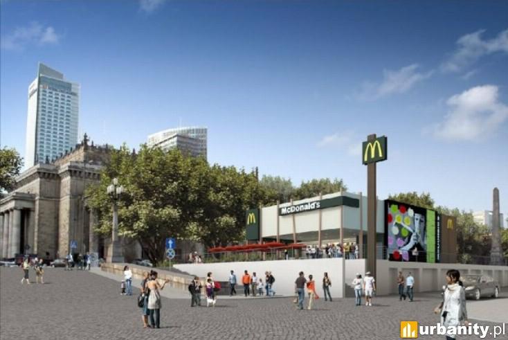 Miniaturka McDonalds