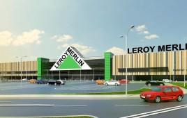 Market budowlany Leroy Merlin