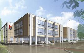 Nowa siedziba Miejskiego Przedsiębiorstwa Wodociągów i Kanalizacji