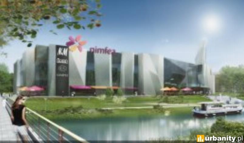 Miniaturka Centrum Handlowe Nimfea
