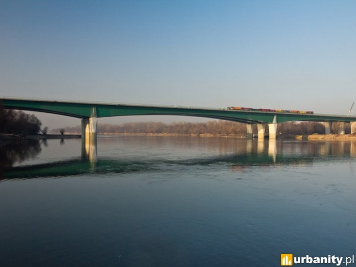 Miniaturka Most Marii Skłodowskiej-Curie