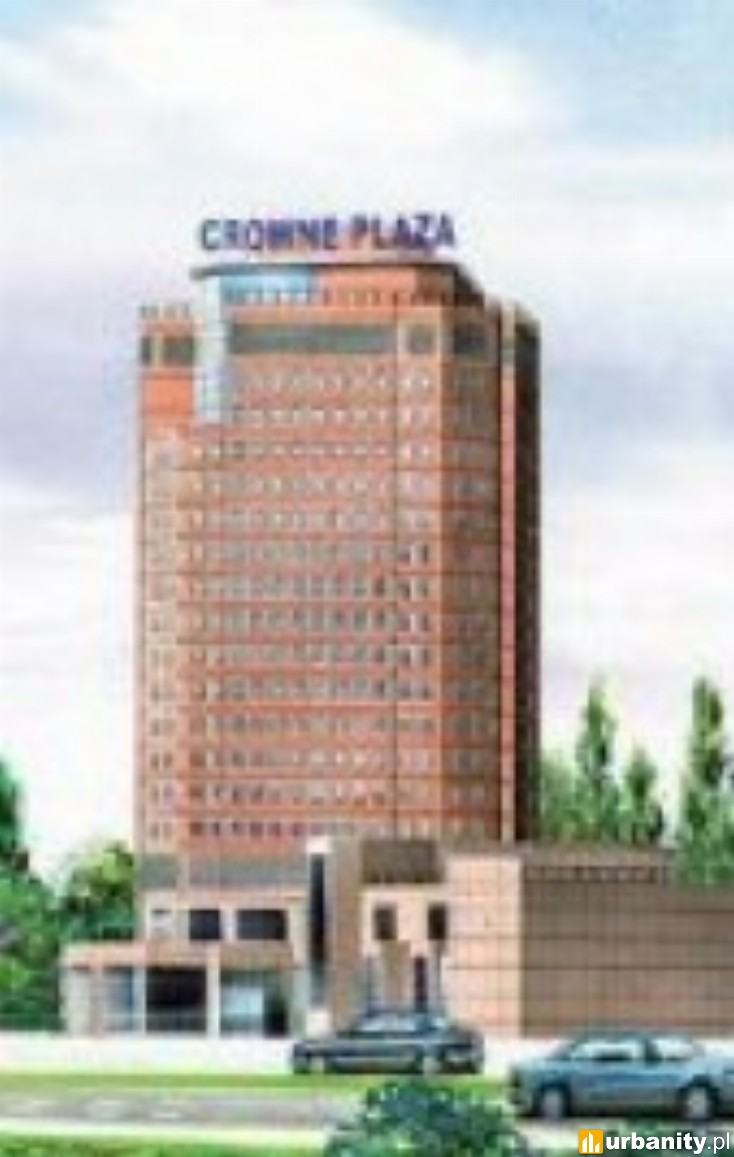 Miniaturka Eurocentrum Hotel Crowne Plaza
