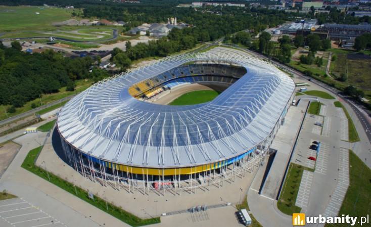 Miniaturka Stadion Żużlowy