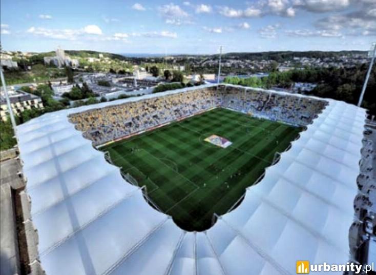 Miniaturka Nowy stadion Arki Gdynia