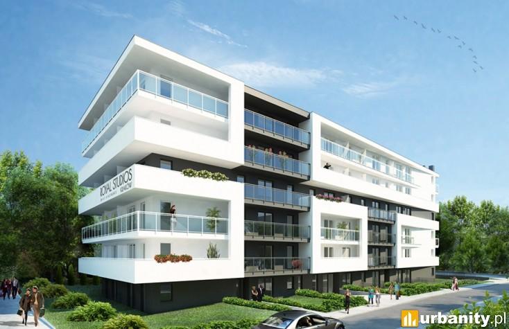 Miniaturka Royal Studios Smart Apartments