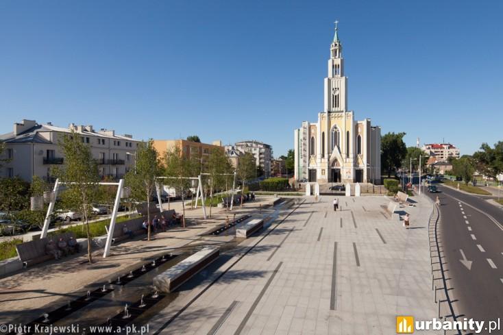 Miniaturka Plac Szembeka