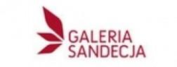 Logo Galeria Sandecja
