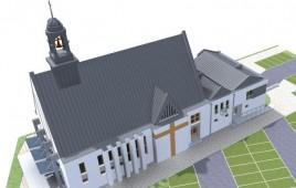 Kościół pw. Jana Pawła II