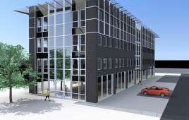 Biurowiec KWK Construction