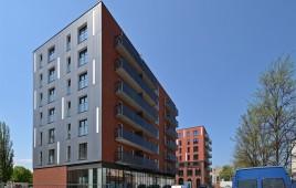 Apartamentowiec Halo