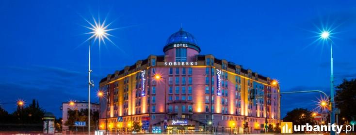 Miniaturka Radisson Blu Sobieski Hotel