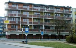 Blok na osiedlu Dąbrowskiego