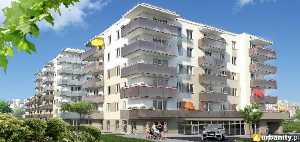 Miniaturka Apartamenty Kręta