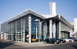 Salon samochodowy BMW Smorawiński